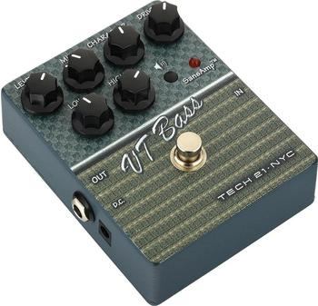 Tech 21 SamsAmp Character Series VT Bass V2