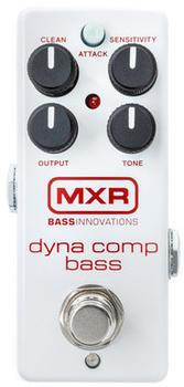 Jim Dunlop MXR M282 Dyna Comp Bass