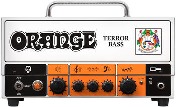 Orange Amplification Orange Terror Bass 500