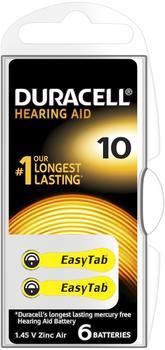 Duracell EasyTab 10 PR70 (6 St.)