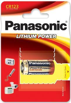 Panasonic Photo Power CR123A (10 St.)