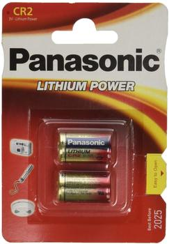 Panasonic 2x CR2 Photo Power