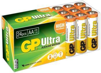 GP AA / LR6 Ultra Alkaline (24 St.)