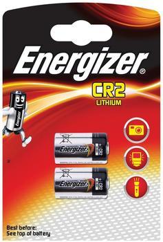 Energizer CR2 Lithium 3,0V Batterien (2 St.)