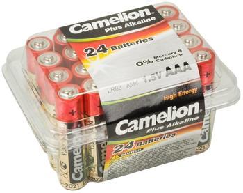Camelion AAA / LR03 PlusAlkaline (24 St.)