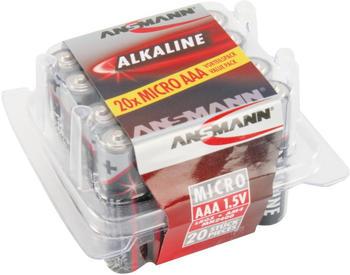 Ansmann Alkaline Micro Box 20 St. (5015538)