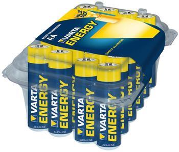 Varta Energy 24x AA Mignon Batterie
