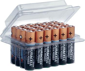 Duracell AAA Alkaline Ultra-Power Batterien 1,5V (24 St.)