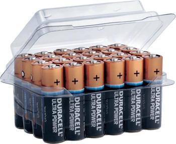 Duracell Ultra Power Mignon AA MX1500 1,5V (24 St.)