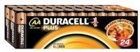 Duracell Plus Power Mignon AA LR6 1,5 V 2850 mAh (24 St.)
