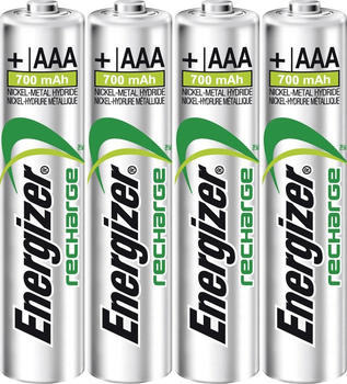 Energizer Recharge Power Plus AAA Micro (4 St.)