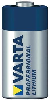 Varta Lithium CR123A Batterie 3V 1600 mAh (1-16 St.)