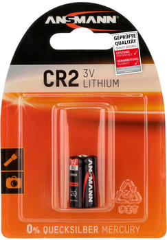 Ansmann Fotobatterie CR2 3V (5020022)