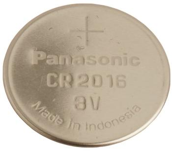 Panasonic CR2016 Lithium Batterie (1 St.)