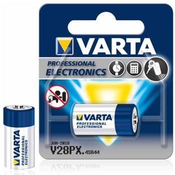 Varta V28PX / 4SR44 170 mAh Batterie