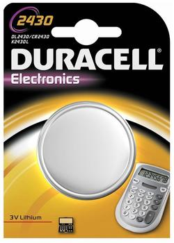 Duracell Electronics 2430