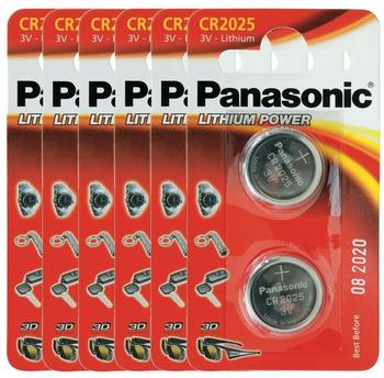 Panasonic Cell Power CR2025 (2 St.)