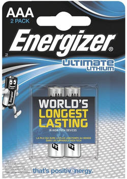 Energizer AAA / FR03 Ultimate Lithium (2 St.)