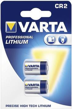 Varta Fotobatterie CR2 Batterie 3,0 V 920 mAh (2 St.)