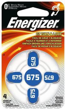 Energizer ZA 675 1,4V 635 mAh (4 St.)