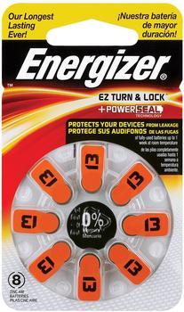 Energizer ZA 13 Zink-Luft 1,4V 280 mAh (8 St.)