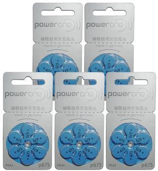 powerone-p675-zink-luft-1-45v-650-mah-6-st
