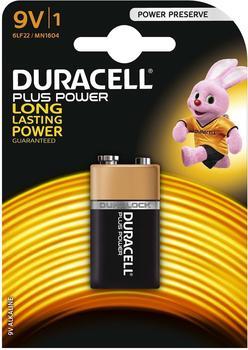 Duracell Duralock Plus Power Batterie 1 St.