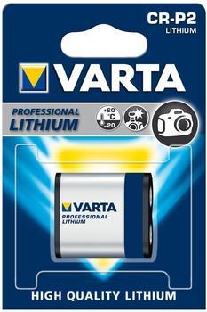 Varta CR-P2 Fotobatterie CRP2 6V 1600 mAh