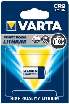 Varta Fotobatterie CR2 Lithium 3V 920 mAh