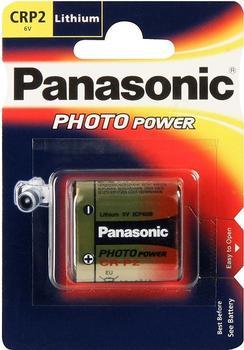 Panasonic Fotobatterie CR-P2 6V 1400 mAh
