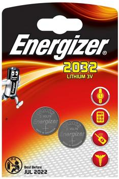 Energizer CR2032 (2 St.)