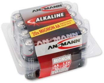 Ansmann Alkaline Mignon Box red-line (5015548)