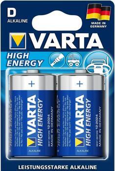 Varta D Mono High Energy Batterie 2 St. (04920 )