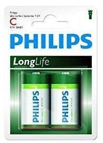 Philips LongLife C / R14