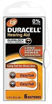 Duracell EasyTab 13 (6 St.)