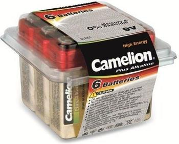 Camelion 11100622 Block 9V 700mAh 6LR61 (6 St.)