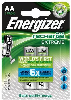 Energizer Recharge Extreme Mignon AA 1,2V 2300mAh (2 St.)