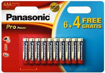 Panasonic Pro Power Gold AAA LR03PPG (10 St.)