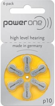 Powerone p10 Zink-Luft 1,45V 100 mAh (60 St.)