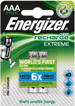 Energizer AAA Micro 1,2V 800mAh (2 Stk.)