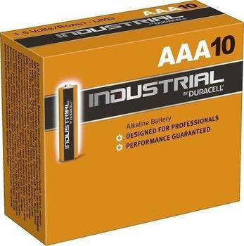 Duracell AAA Micro Industrial 1,5V (10 Stk.)