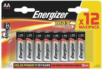 Energizer AA Mignon 1,5V (12 Stk.)