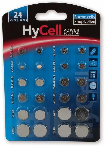 HyCell Alkaline Lithium 24er Set (1516-0003)