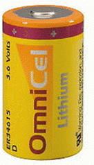 EVE D-Mono Li/SOCl2 Battery ER34615 3,6V 19000 mAh