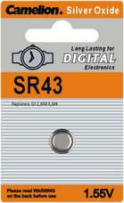 Camelion SR43 (386)