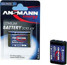 Ansmann 2CR5 6V (5020032)
