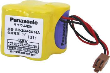 Panasonic BR2/3AGCT4A 6V 2400mAh (1 St.)