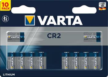 Varta CR2 10 Stck.