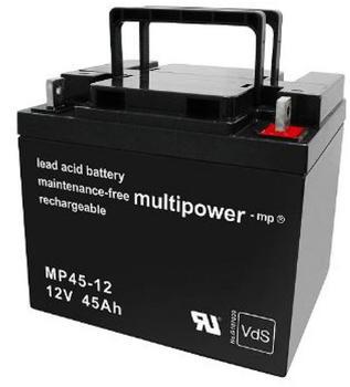 Multipower Mp45-12 Pb 12V / 45Ah