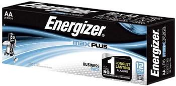 Energizer Max Plus AA Alkaline Batteries - Pack of 20